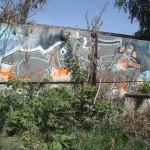 Граффити на ул. Автоматики