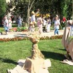 Праздник цветов и плодов, Челябинск, 2011
